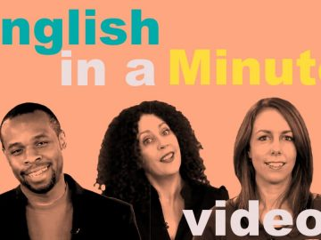English-in-a-Minute