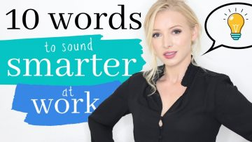 10-words-you-need-to-sound-smart-at-work-in-english