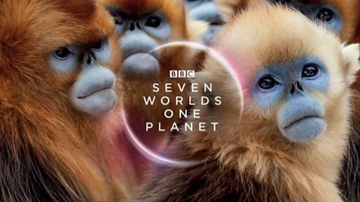 مستند هفت دنیا یک سیاره قسمت اول با زیرنویس فارسی