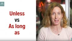 Unless-vs-As-long-as-difference-English-In-A-Minute