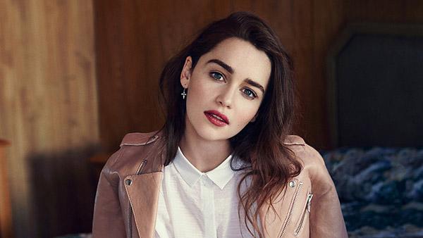 معرفی خانم Emilia Clarke
