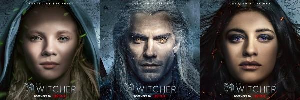 بازیگران سریال The Witcher
