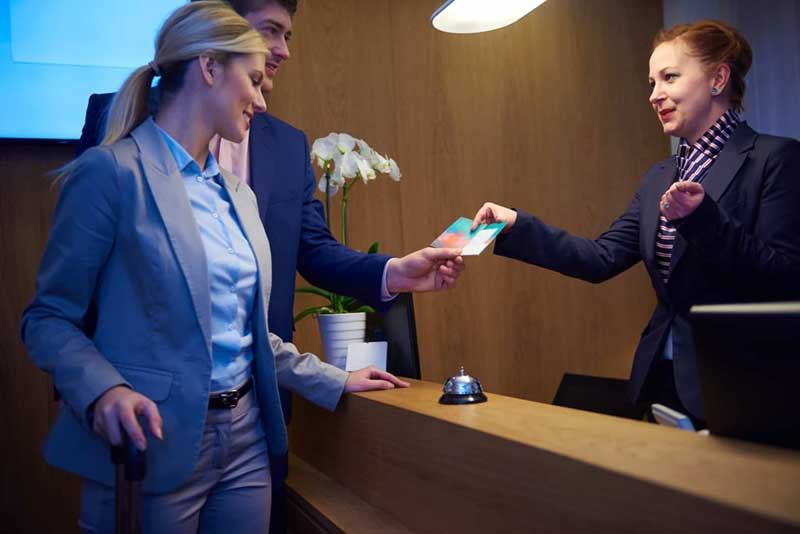 2. How to Check In to Your Hotel