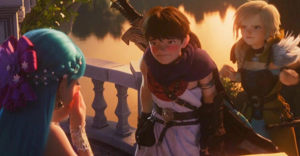 انیمیشن Dragon Quest Your Story