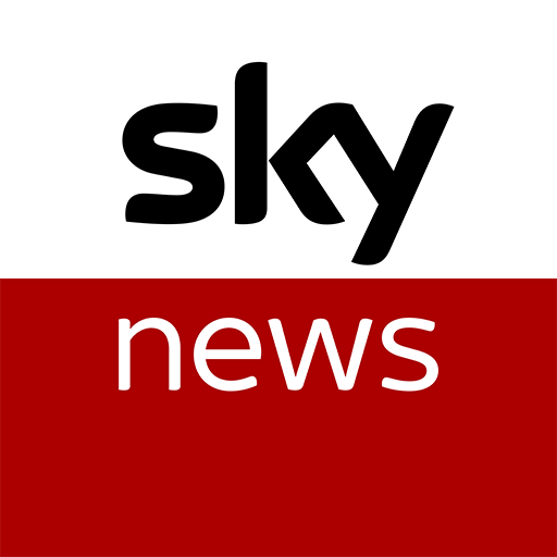 اخبار شبکه Sky News با زیرنویس انگلیسی لوگو
