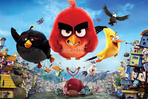 درباره انیمیشن Angry Birds 2019