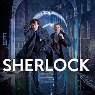 یادگیری انگلیسی با سریال شرلوک هلمز
