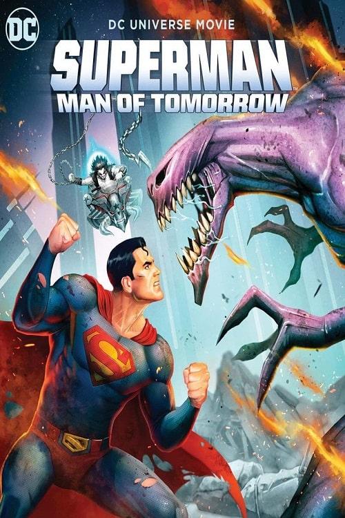 درباره انیمیشن سوپرمن: مرد فردا – Superman: Man of Tomorrow
