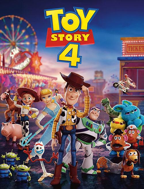 داستان انیمیشن داستان اسباب بازی 4