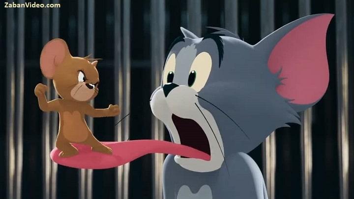 داستان انیمیشن Tom and Jerry 2021