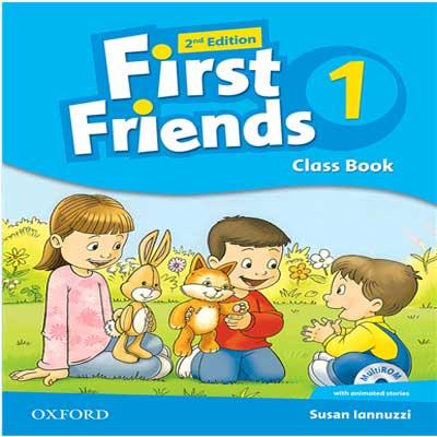 شرح کتاب و توضیحات First friends