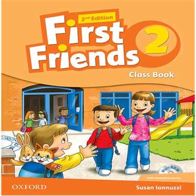 First Friends 2nd 2
