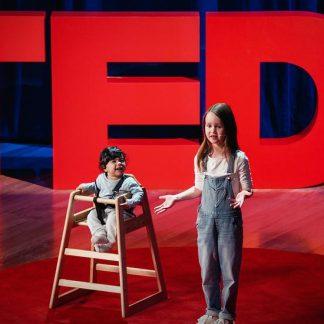 مالی رایت - چطور هر بچهای میتواند تا 5 سالگی شکوفا شود - سخنرانی TED VIP